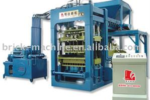 QT8-15 Concrete Block Making Machinery