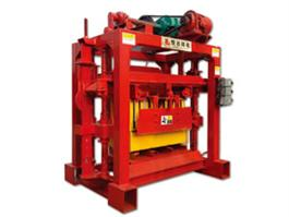 QT4-40 Concrete Block Making Machinery